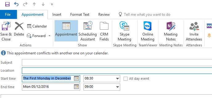 Outlook Tips 1 | CenCom Solutions Ltd
